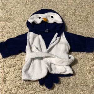 🌈4/$25🌈 Baby Penguin Robe